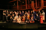 Urinetown Production Photo by Providence College and Mary Pelletier '09