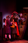 Into The Woods Production Photos by Providence College and Gabrielle Marks